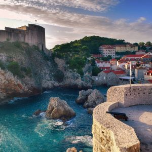 croatia, dubrovnic, sea