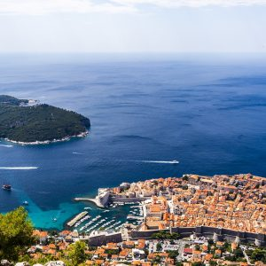 croatia, dubrovnik, sea