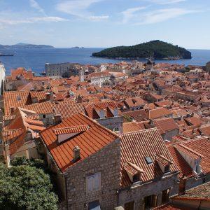 dubrovnik, croatia, monuments